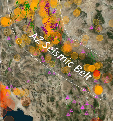 Northern Arizona Seismic Zone