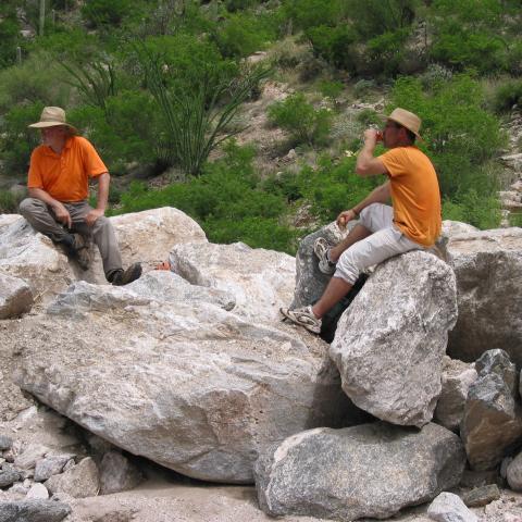 Geologic hazard