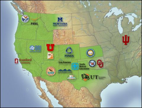 CUSP Partner States and Affiliates