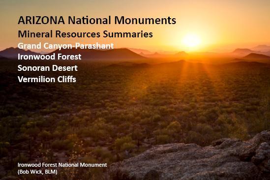 Arizona National Monuments