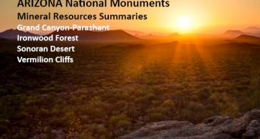 Arizona National Monuments