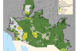 NRCS Soil Survey, Southwestern U.S.