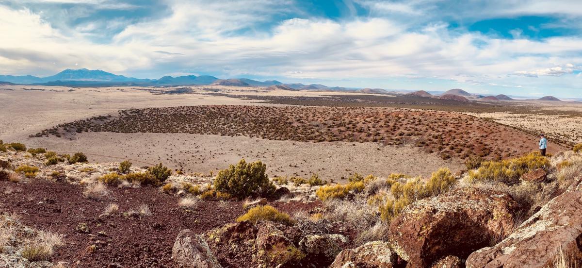 Rattlesnake Crater