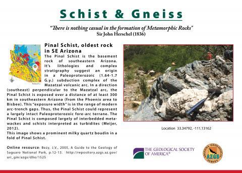 Pinal Schist