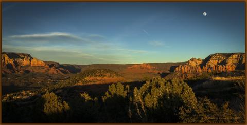 Paleozoic rock central Arizona