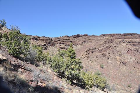 Strawberry Crater Cinder cone